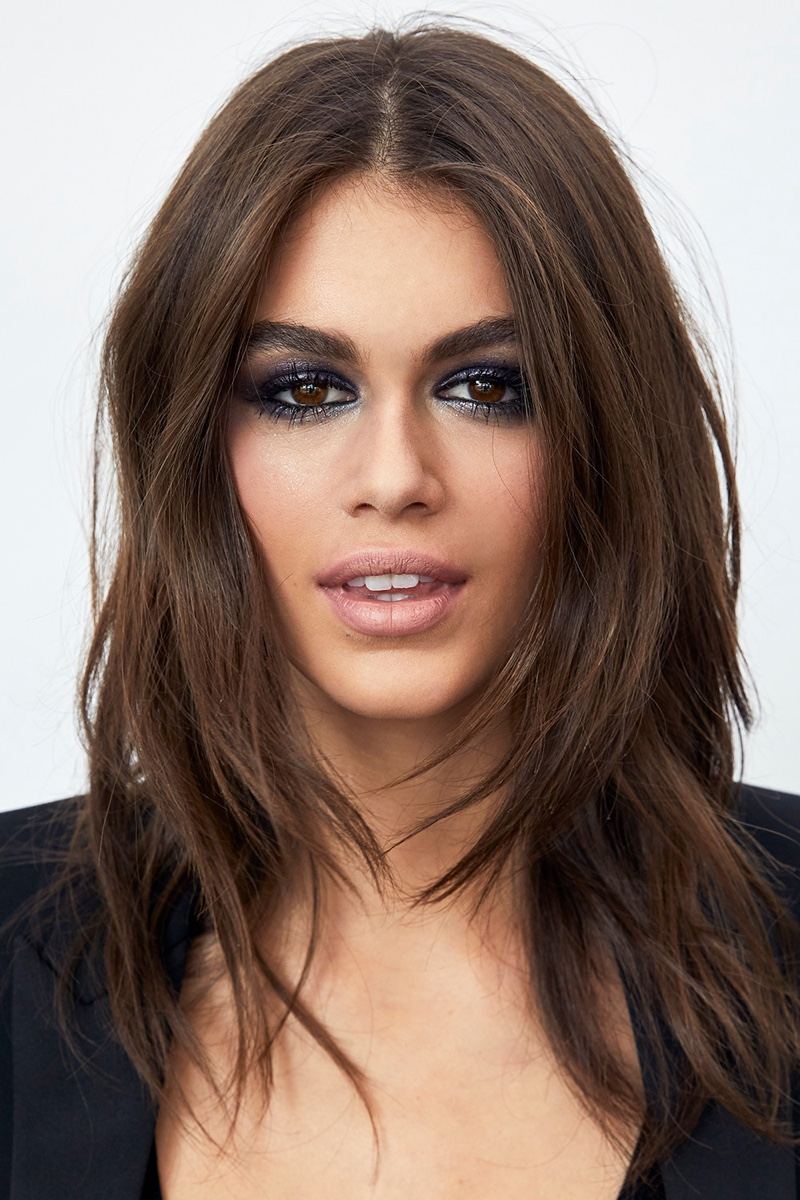 Kaia Gerber announced as the new face of YSL Beauty
