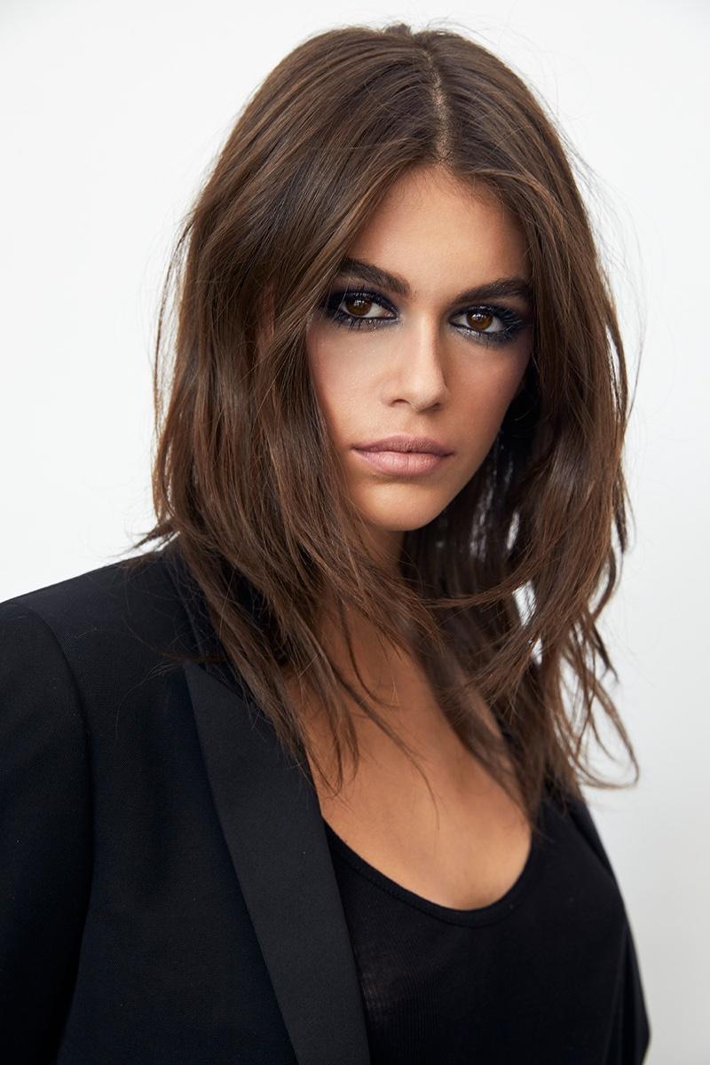 Kaia Gerber is YSL Beauty's New Spokesmodel