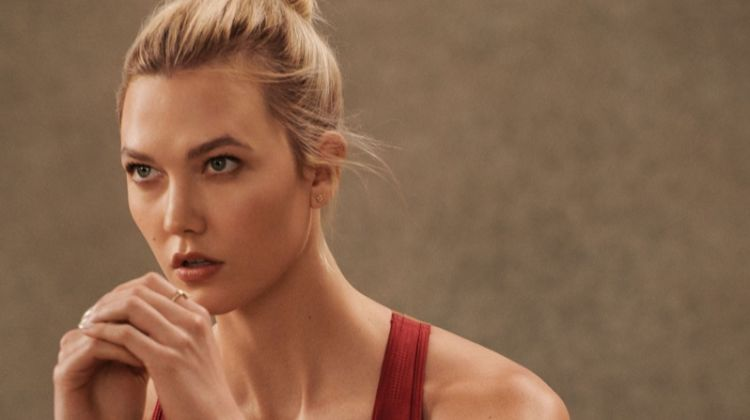 adidas enlists Karlie Kloss for Statement Collection campaign
