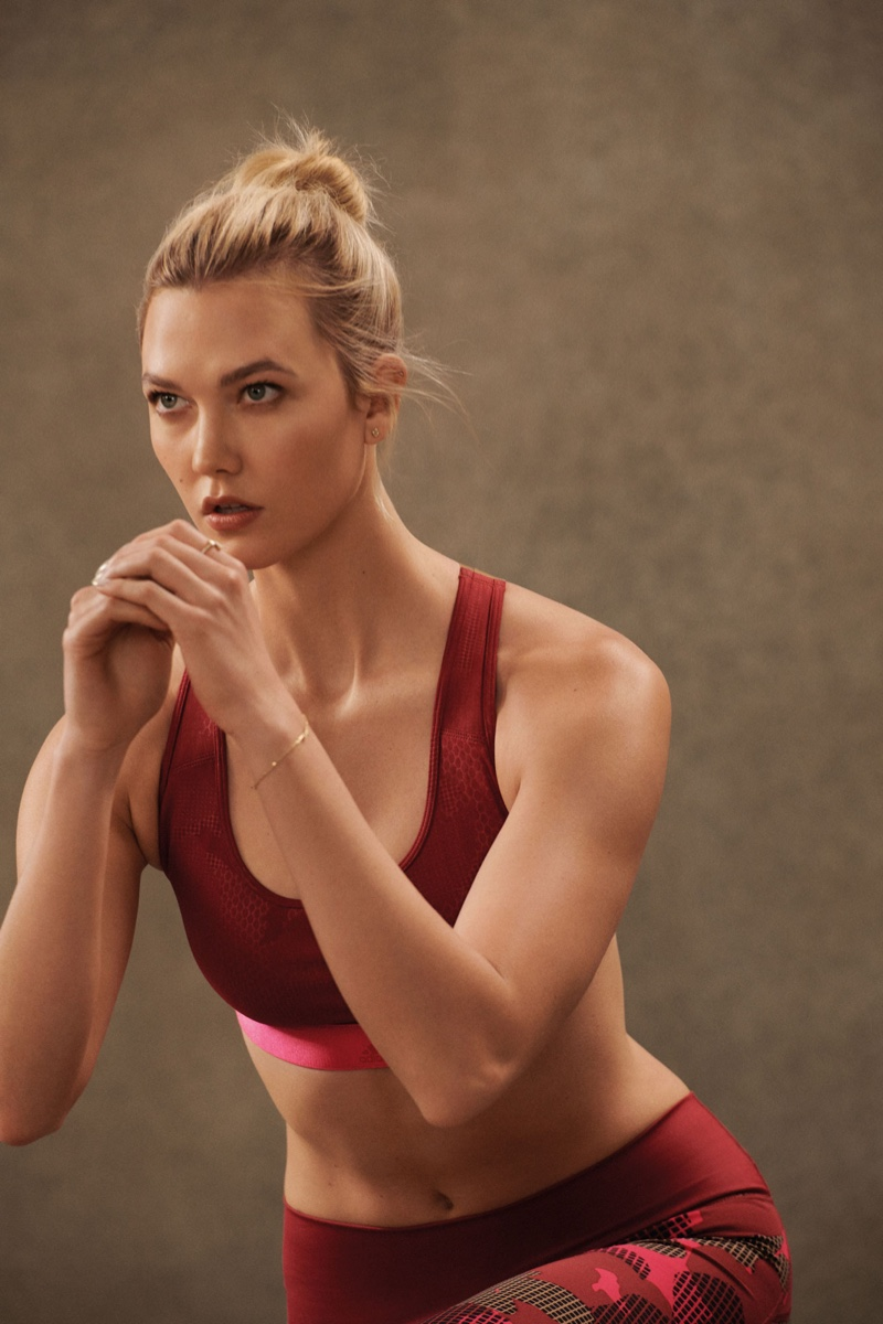 convergencia cantante Supresión  Karlie Kloss adidas Statement Collection Campaign | Fashion Gone Rogue