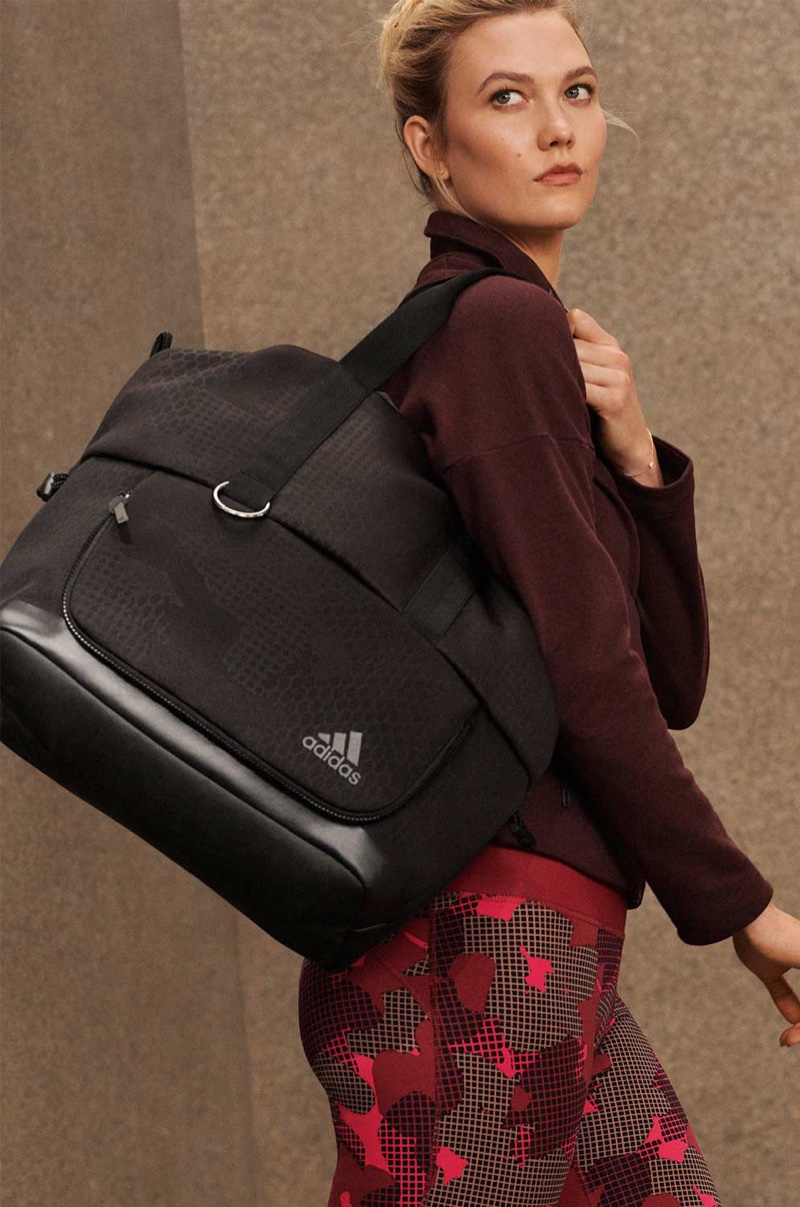 9fb14d1ab1873 Karlie Kloss adidas Statement Collection Campaign | Fashion Gone Rogue