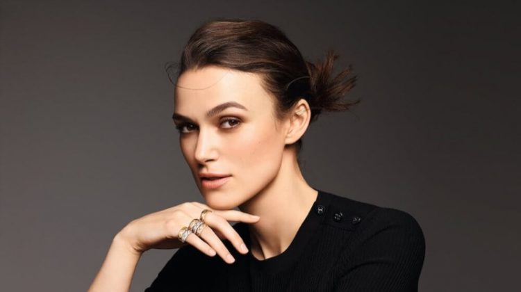 Keira Knightley stars in Chanel Coco Crush jewelry campaign