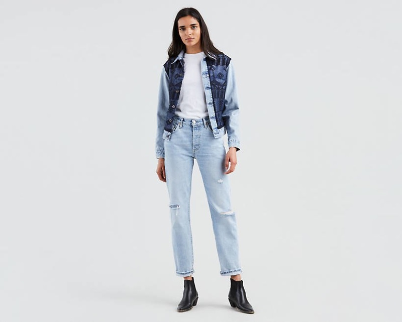 Levi's Made & Crafted 501 Original Fit Jeans $188