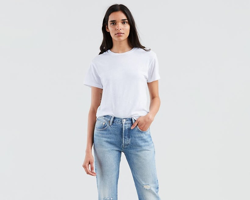 Levi's Made Crafted Boy Tee $68