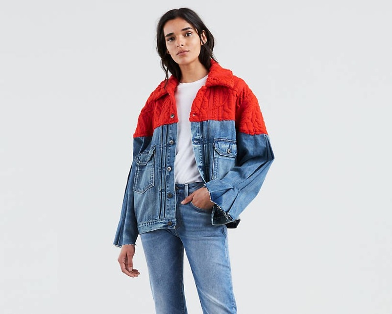 Levi's Made & Crafted Native Trucker Jacket $598
