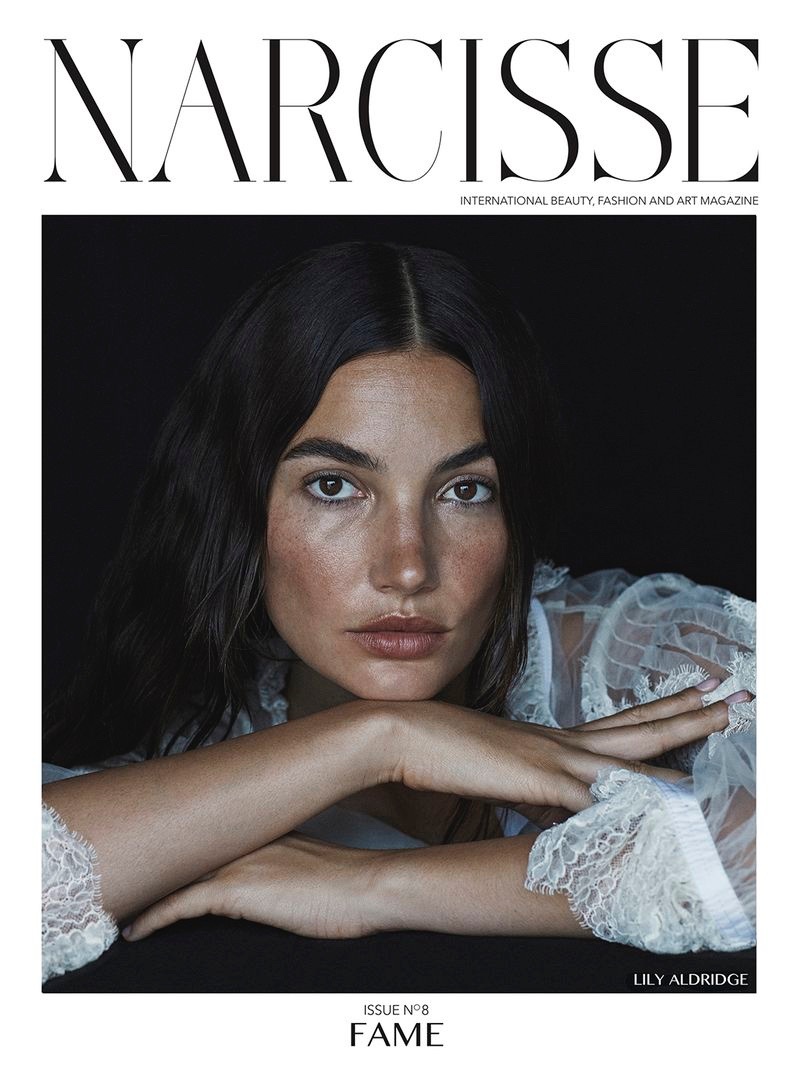 Lily Aldridge Models Empire City Style for Narcisse Magazine