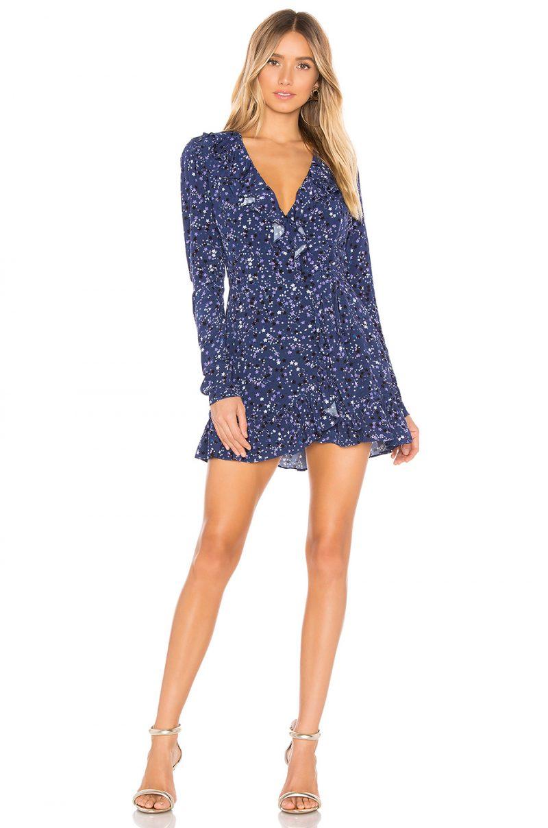 Lovers + Friends Flynn Mini Dress $158