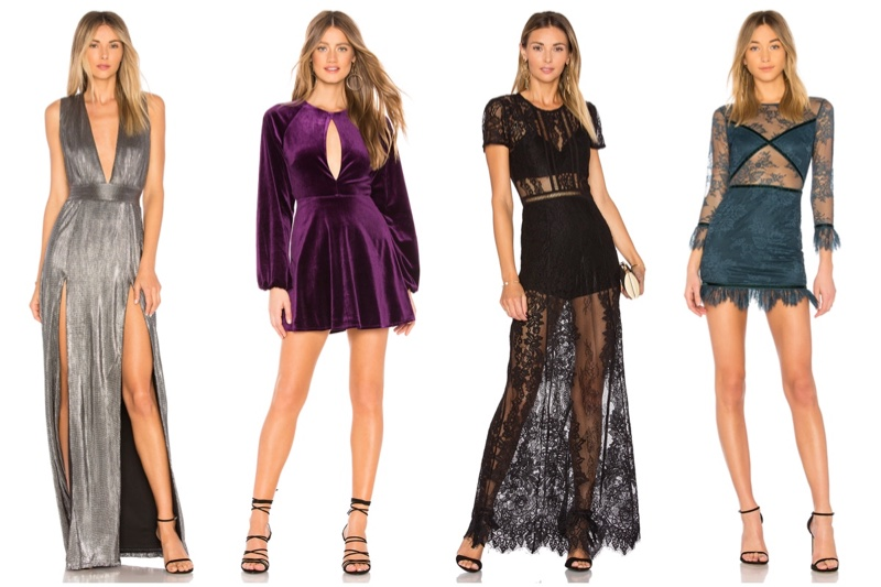 Lovers + Friends 2018 party dresses