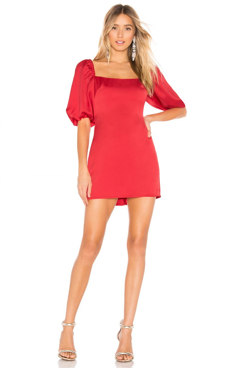 Lovers + Friends Suri Mini Dress $168
