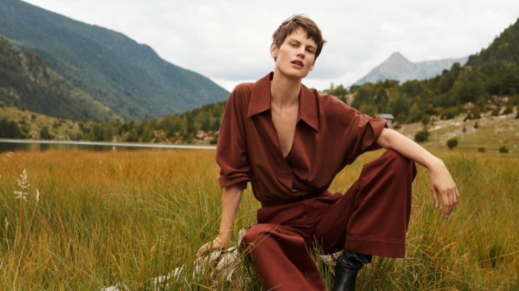 Mango Committed launches fall-winter 2018 campaign
