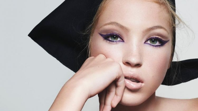 Lila Moss stars in Marc Jacobs Beauty campaign