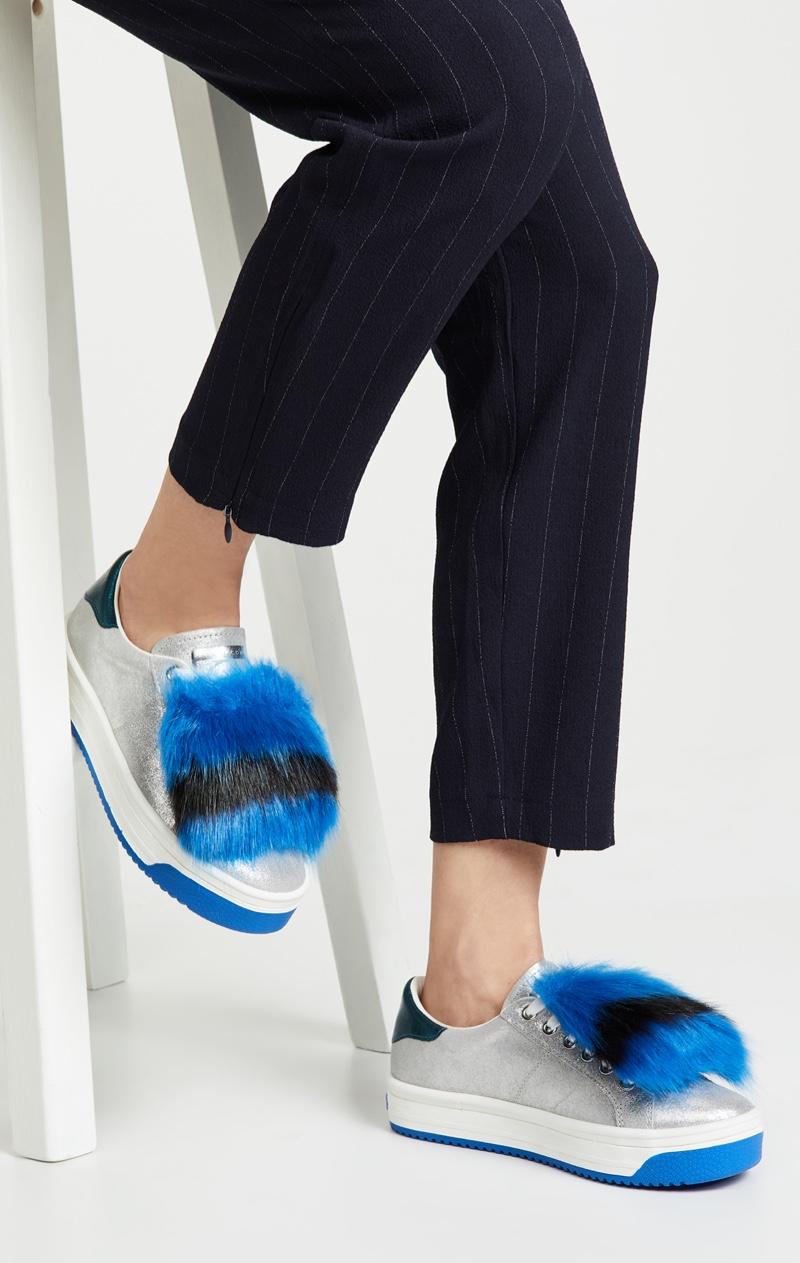 Marc Jacobs Empire Multicolor Sole Sneakers $295