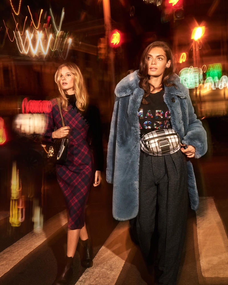 Marc Jacobs fall 2018 collection arrives online