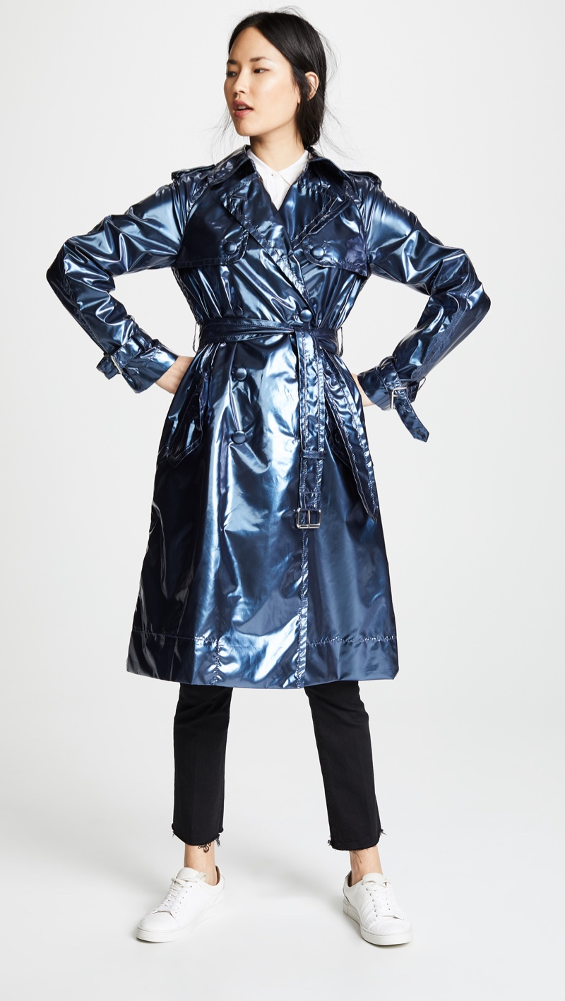 Marc Jacobs Trench Coat $495