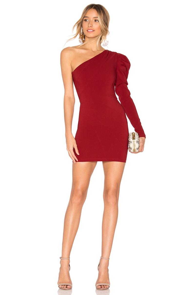 Michael Costello x REVOLVE Pauline Mini Dress $188