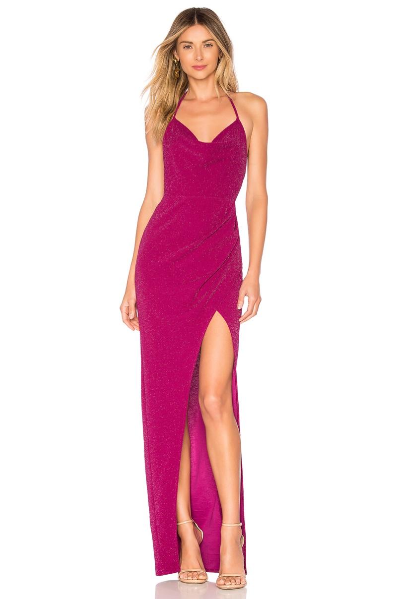 Michael Costello x REVOLVE Semira Gown $168