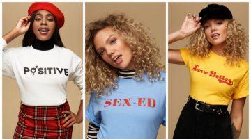 Nasty Gal x MTV Staying Alive t-shirts