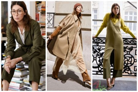 Stylist Camille Bidault-Waddington curates & Other Stories fall 2018 capsule collection
