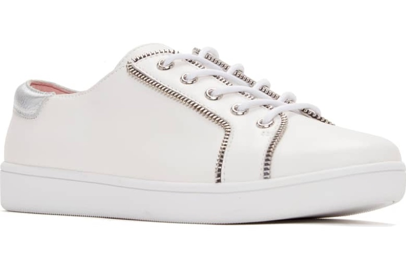 Paige Millie Zipper Detailed Sneaker $195