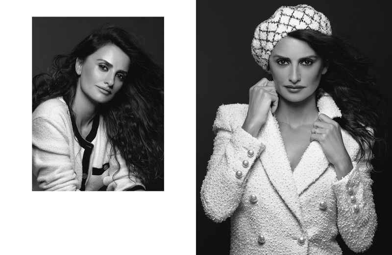 Karl Lagerfeld photographs Chanel resort 2019 campaign