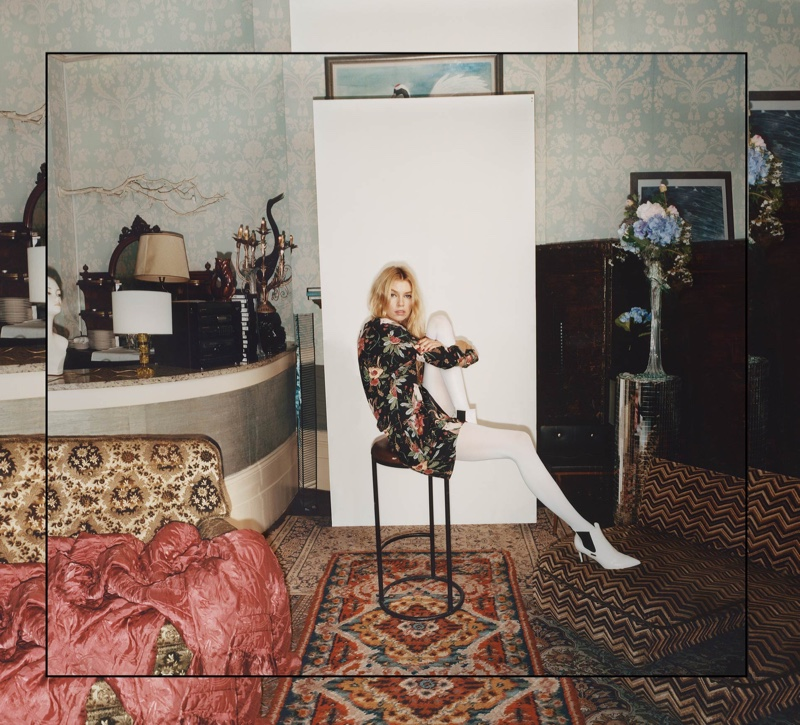 Pepe Jeans taps Stella Maxwell for its fall-winter 2018 campaign