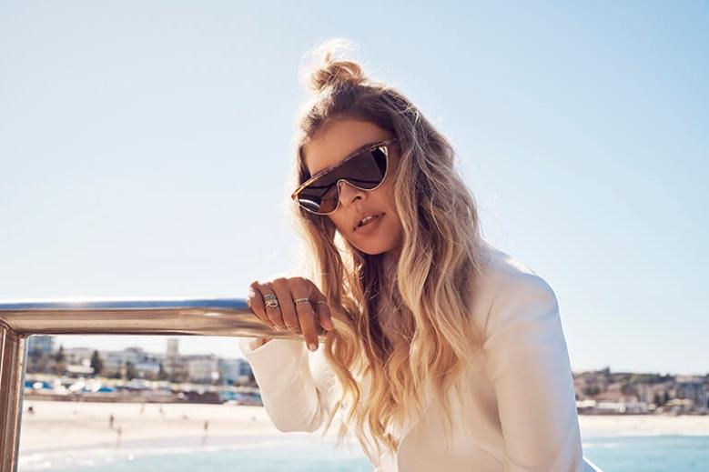 30dded0e3360f Cool Shades  See Quay Australia x Elle Ferguson s Sunglasses
