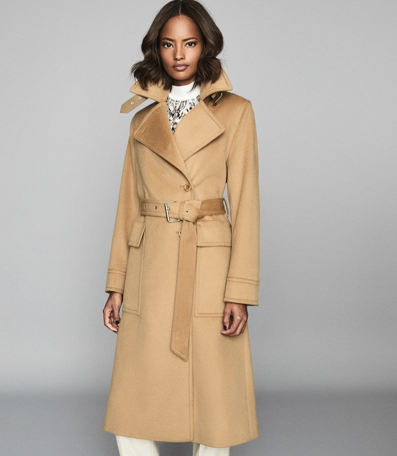 Get Ready for Fall With Reiss' Latest Coats