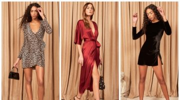 Reformation 2018 party dresses