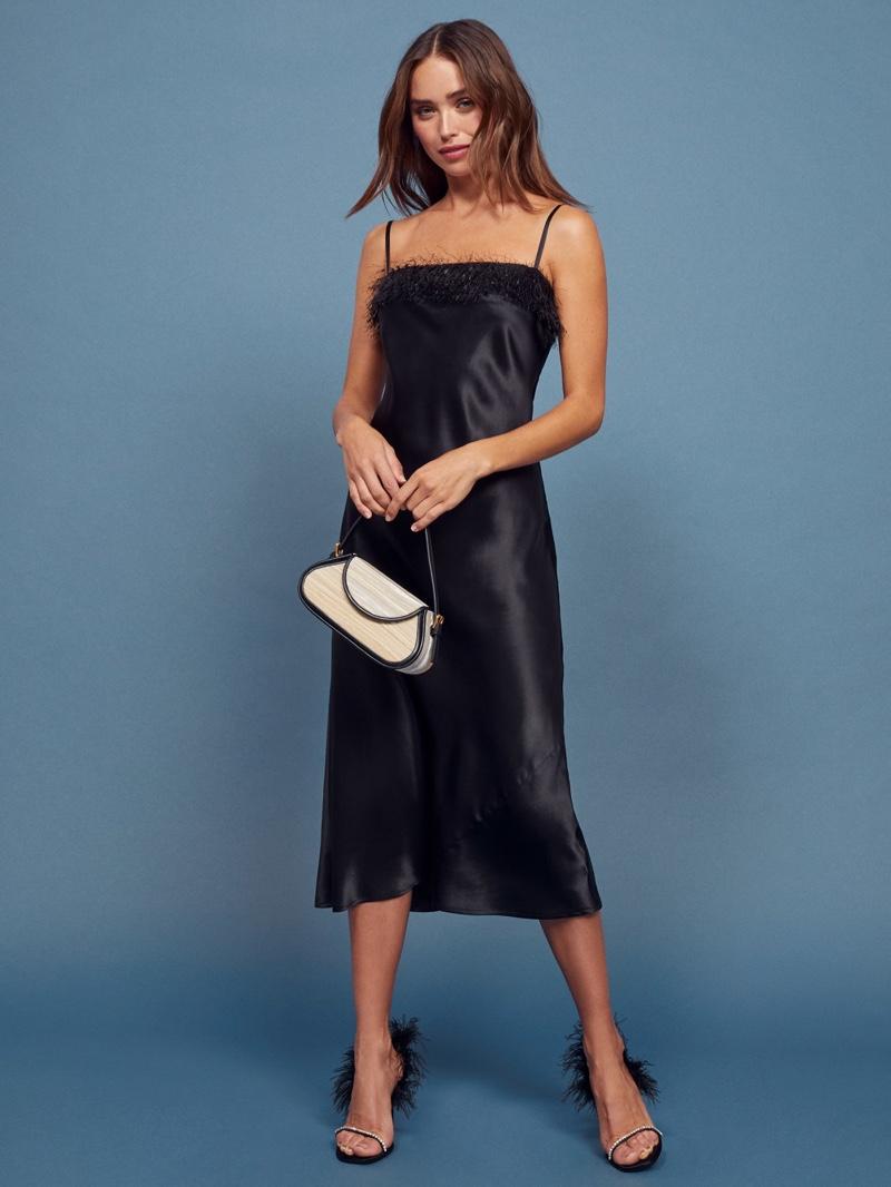 Reformation Polina Dress $248