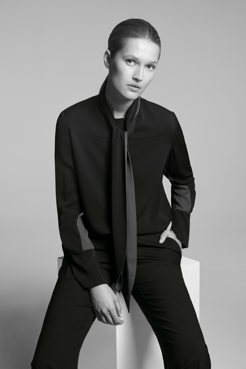 Photo from BOSS Made in Germany campaign