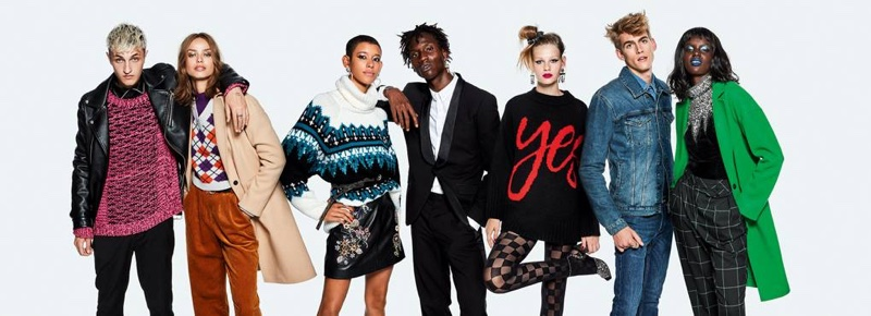 Topshop releases fall-winter 2018 campaign