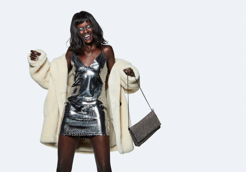 Topshop enlists Duckie Thot for its fall-winter 2018 campaign