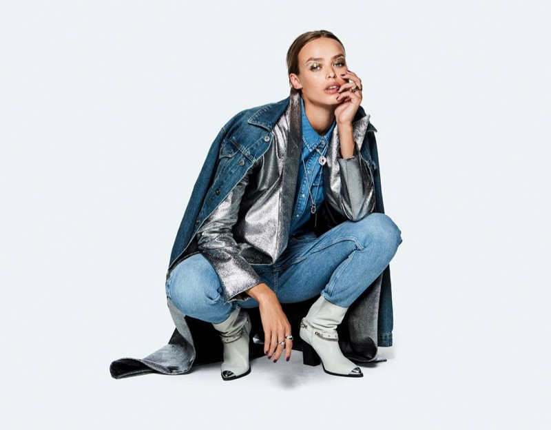 Topshop spotlights fashion trends for fall-winter 2018 campaign
