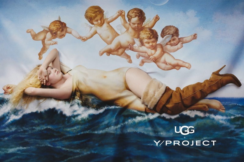 UGG x Y/Project unveils campaign