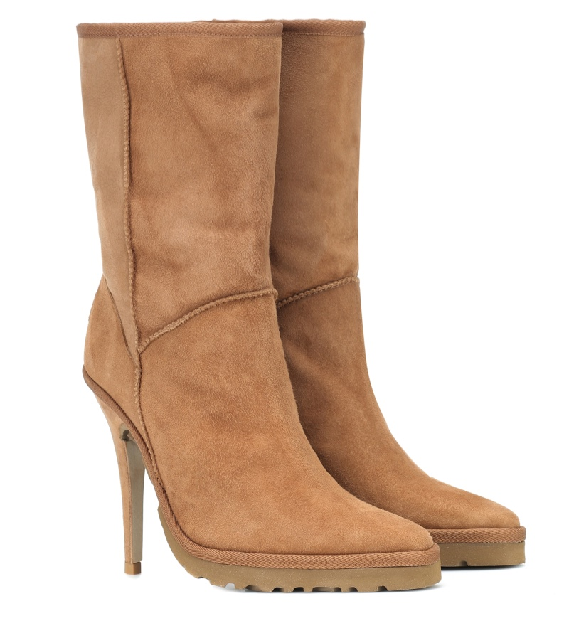 UGG x Y/Project LS1 Suede Ankle Boots $715