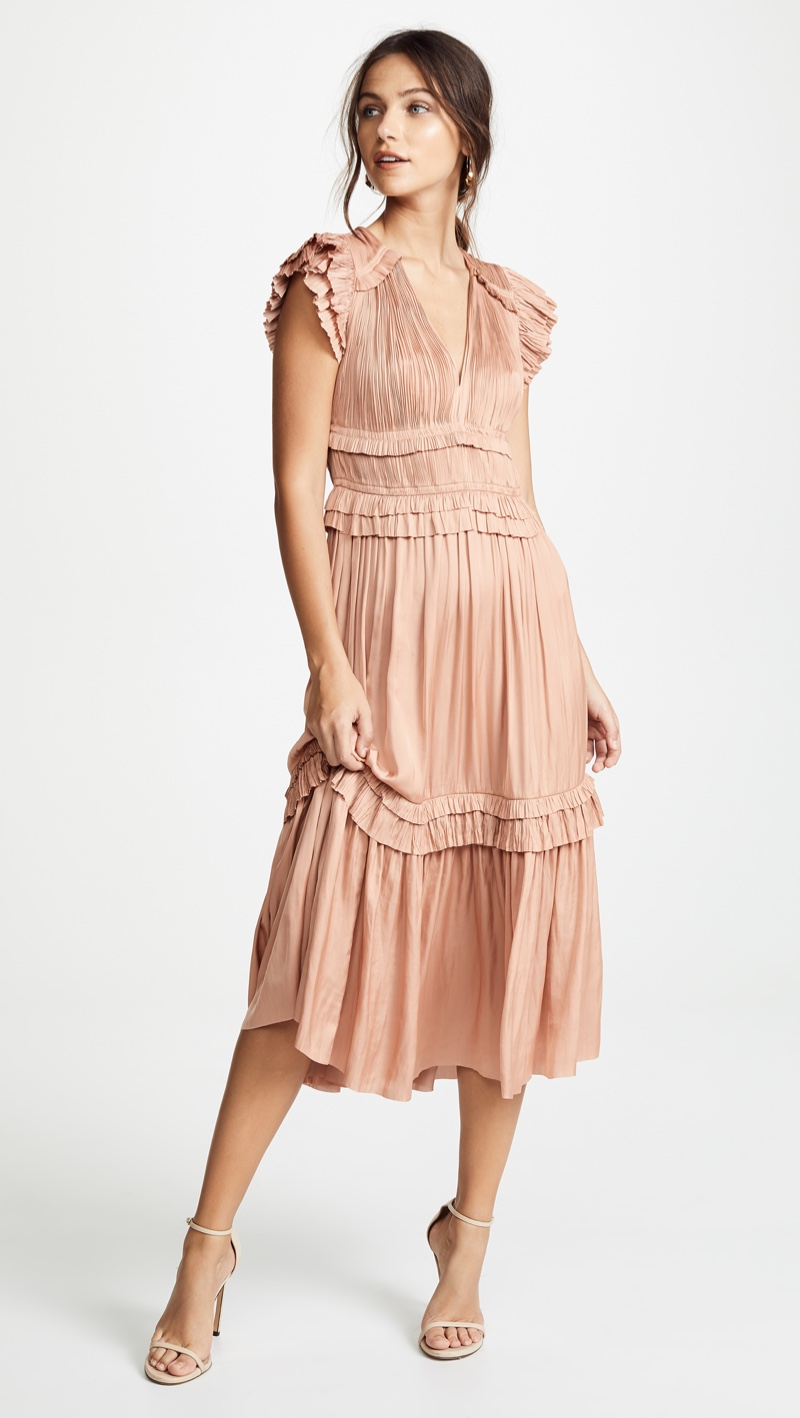 Ulla Johnson Jolee Dress $575