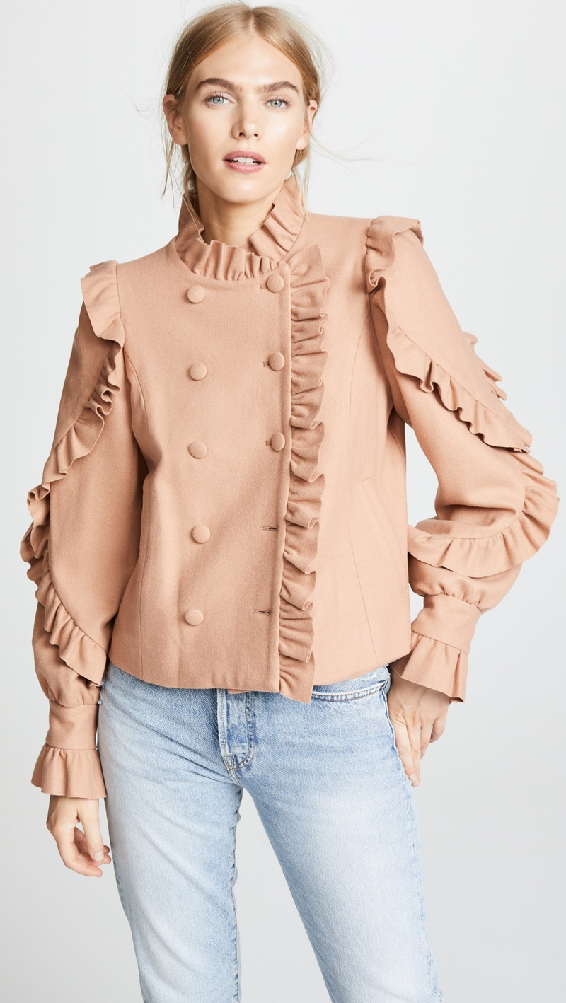 Ulla Johnson Lucinde Jacket $745