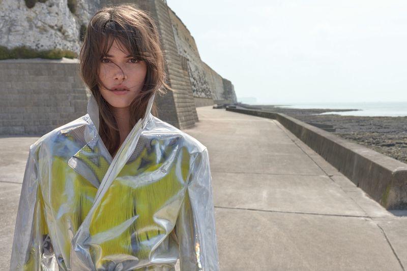 Vanessa Moody Wears Fashion Forward Looks in Harper's Bazaar Japan