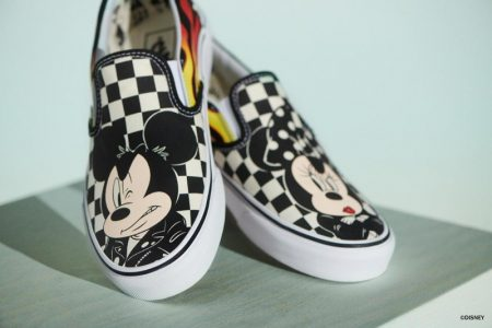 Disney x Vans Mickey Mouse sneaker