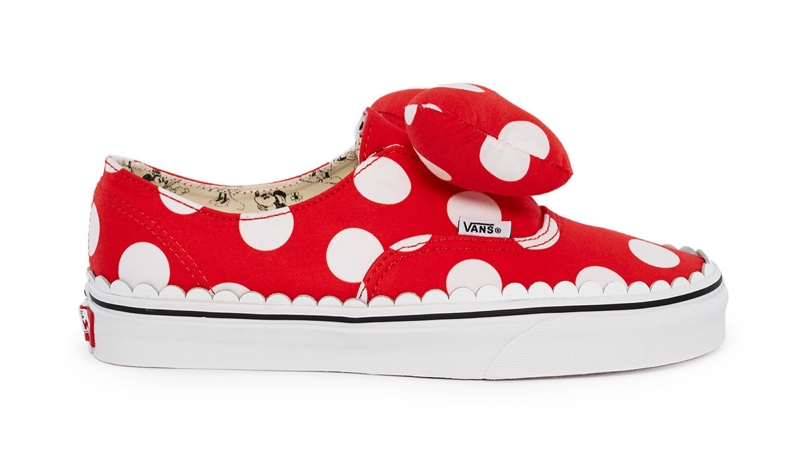 Vault by Vans x Disney Minnie's Bow Authentic Gore Sneaker $65