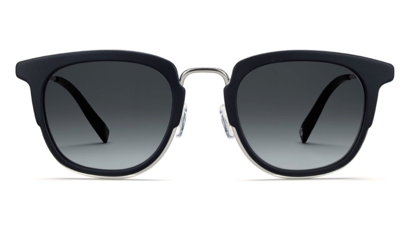 Warby Parker Avery by Michael K. Williams Sunglasses $145