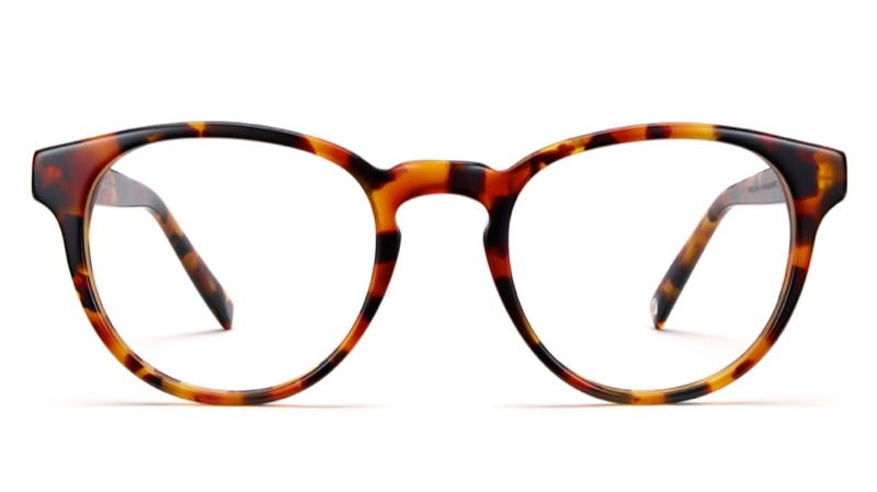 Warby Parker Percey Wide by Fran Lebowitz Glasses $95