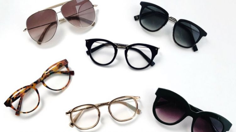 Warby Parker Pupils Project glasses