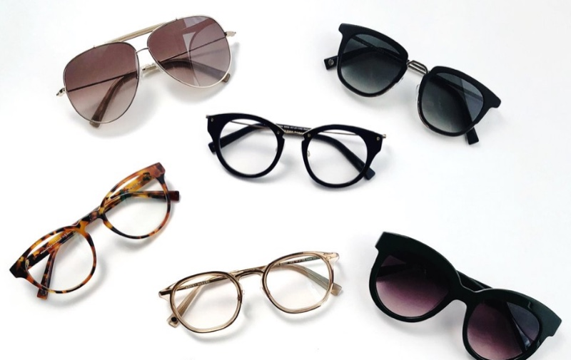 Warby Parker Pupils Project glasses