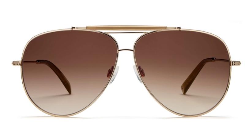 Warby Parker Wakefield by Gloria Steinem Sunglasses $145