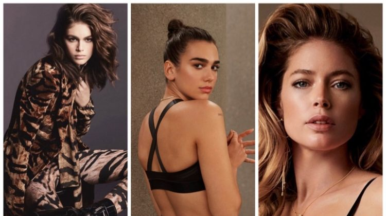 Week in Review | Kaia Gerber's New Cover, Dua Lipa for addias, Doutzen Kroes' Lingerie + More