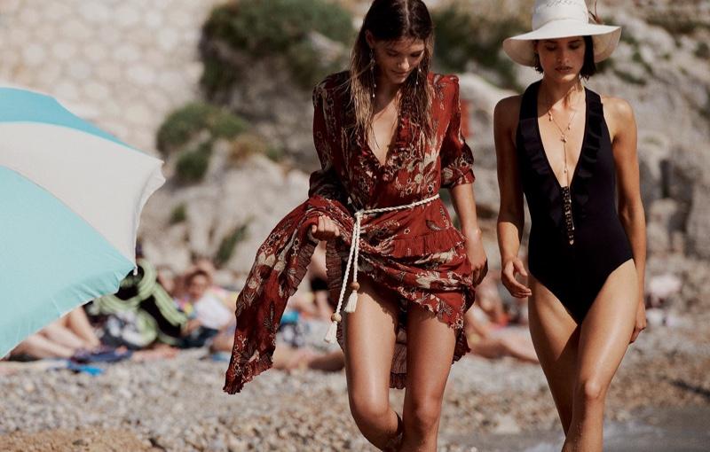 Zimmermann Swim unveils resort 2019 campaign