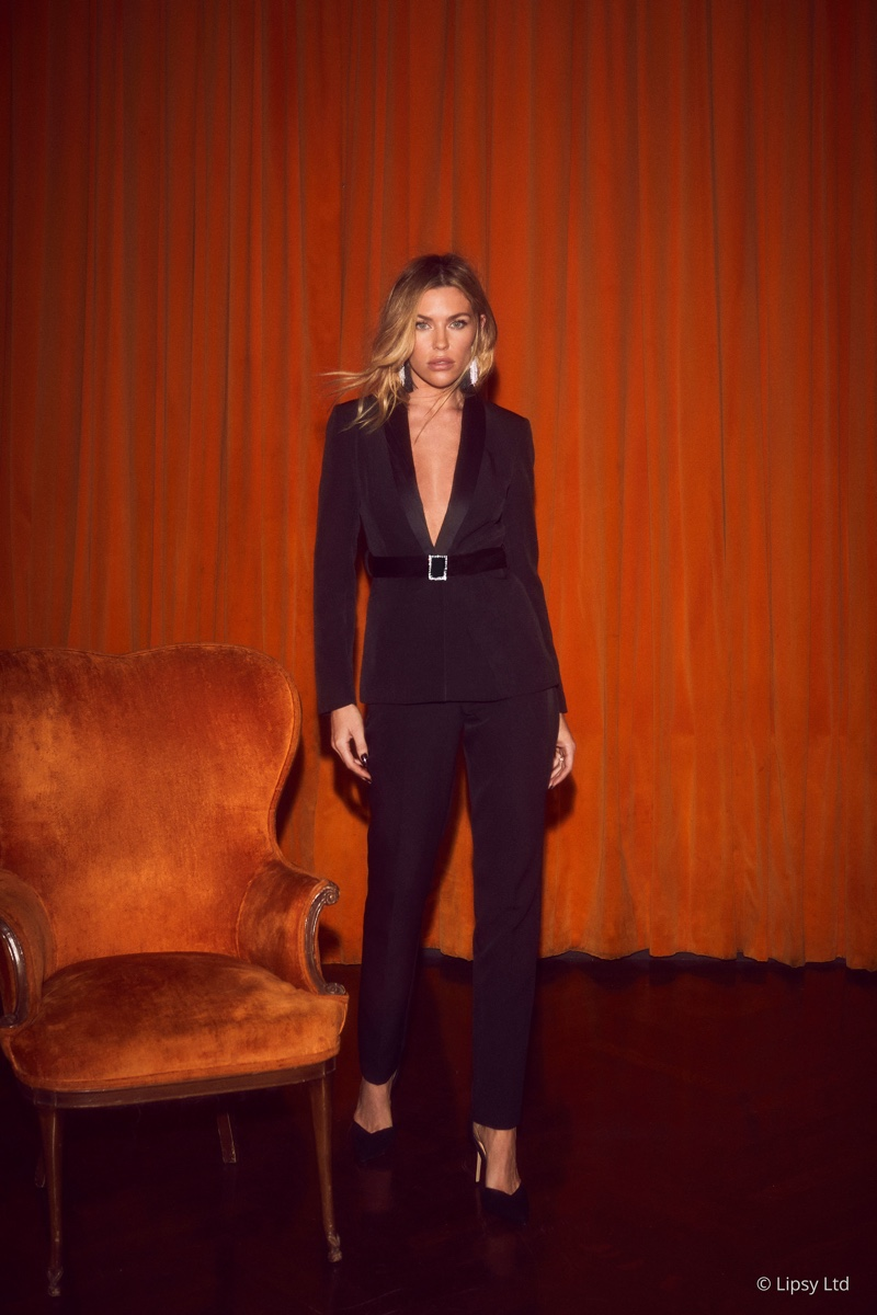 The Abbey Clancy x Lipsy London collaboration is out in stores now
