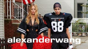Alexander Wang launches Collection 1 Drop 1 campaign