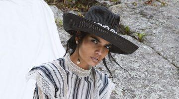 Bhumika Arora Wears Dior's Resort Line for Mojeh Magazine